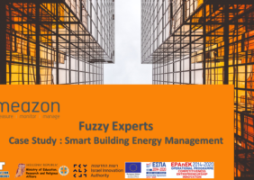 Meazon Case Study Energy Management
